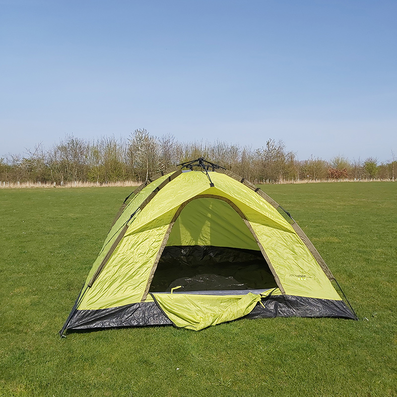 4 Man Pop Up Tent