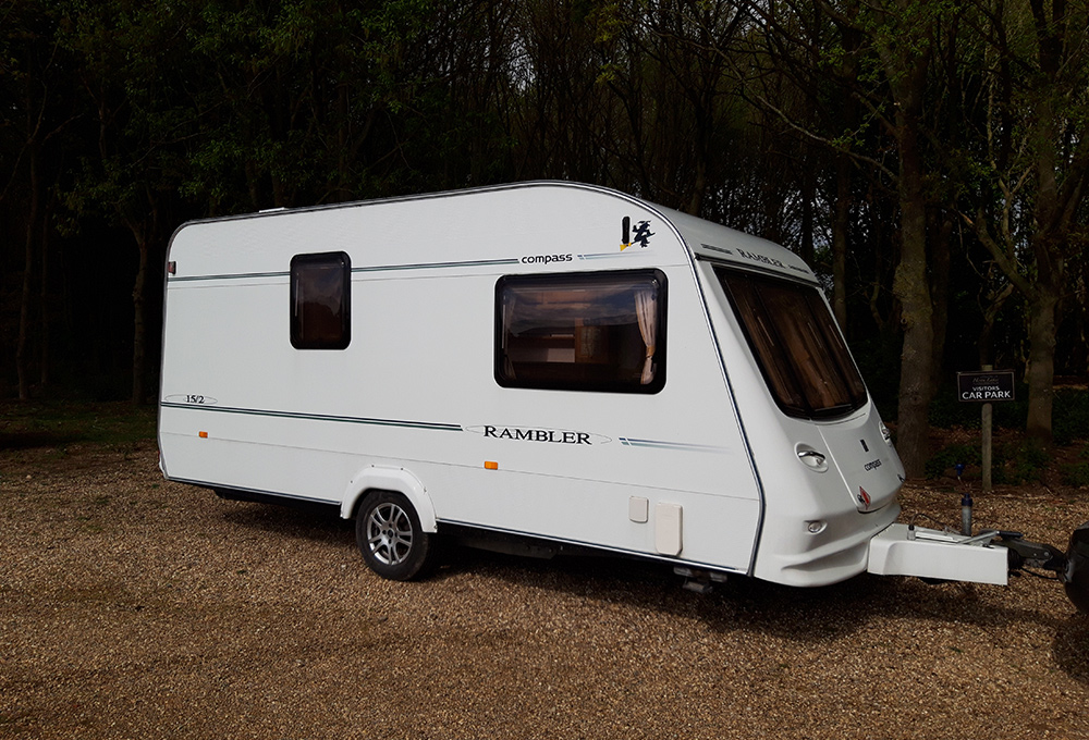 2 Berth Caravans for Hire