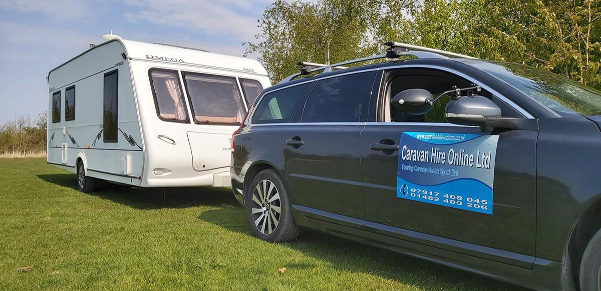 Caravan Hire Online - Yorkshire