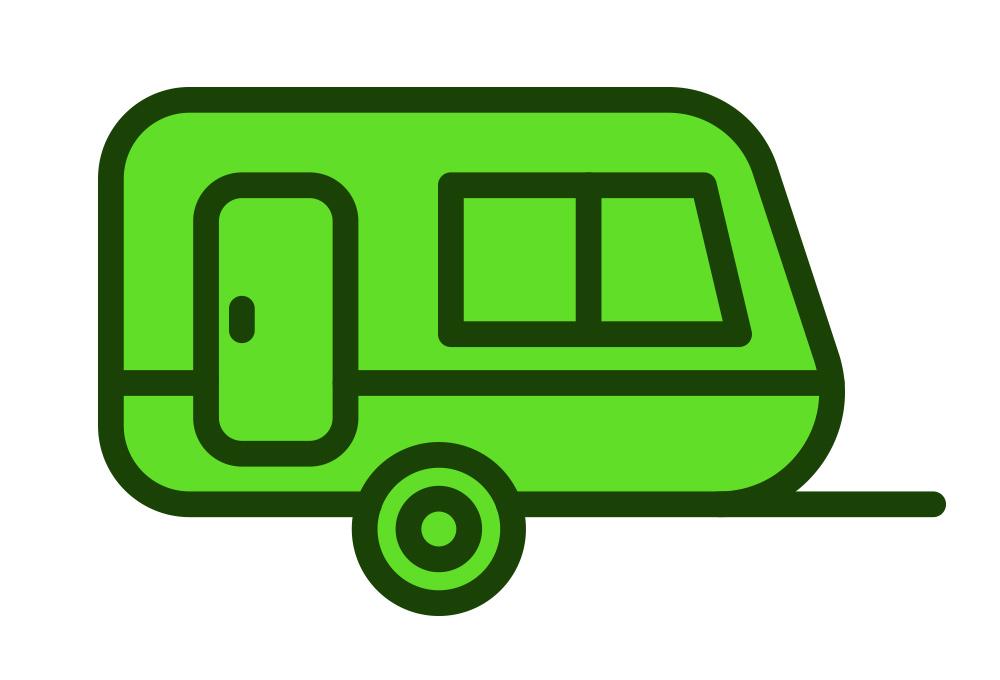 4 Berth Twin Axle Caravans